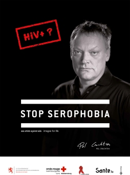 Stop Serophobia